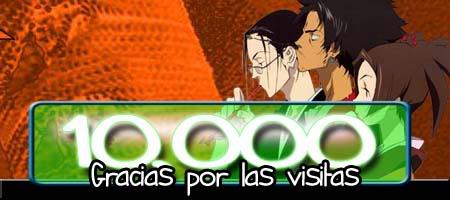 10,000 Visitas