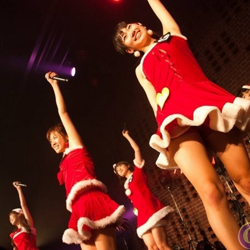 Up Up Girls (Kari) Yokohama Akarenga no Christmas Eve Eve Eve BATTLE