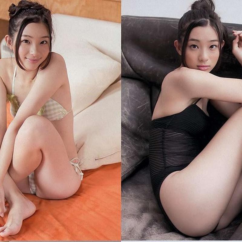 Adachi Rika en la Weekly Playboy Magazine (2013 No.39)