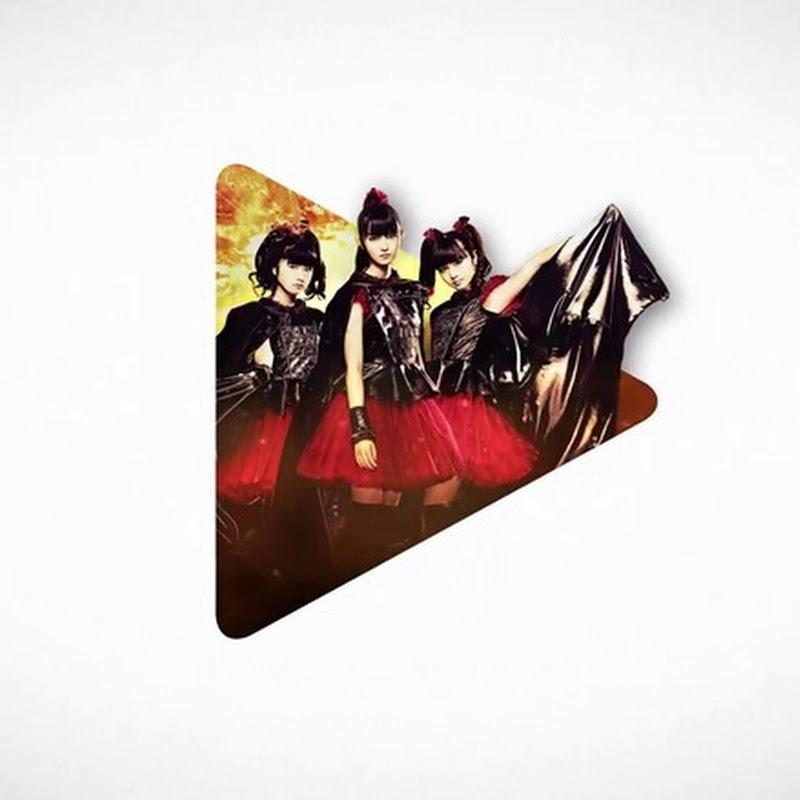 BABYMETAL – comercial de Google Play Music