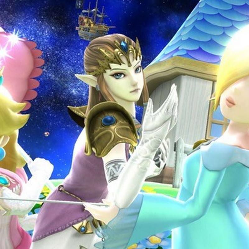 Super Smash Bros. for Nintendo 3DS and Wii U – screenshots en HD