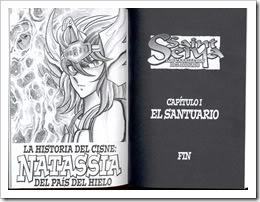Saint Seiya Manga en descarga (tomos 13 y 14)