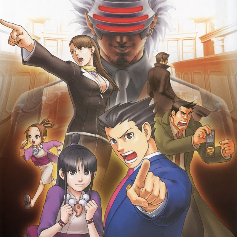 """Capcom trabaja en un nuevo juego de """"Ace Attorney"""""""