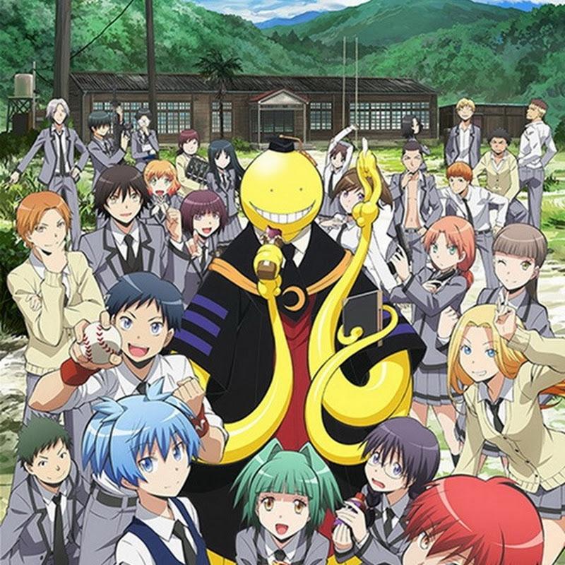 Ansatsu Kyoushitsu – trailer para el anime