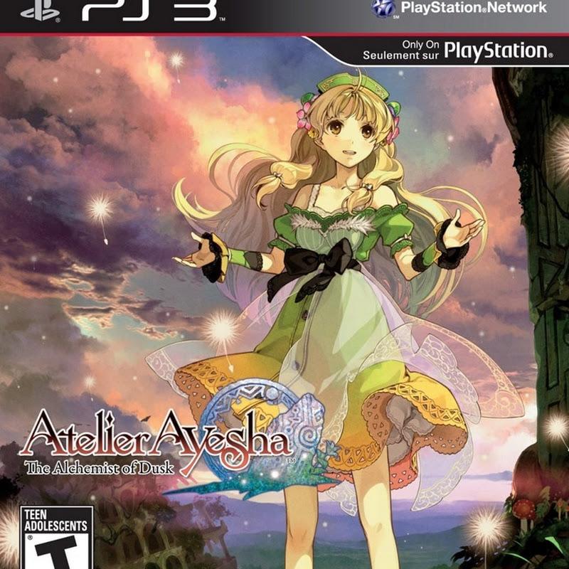 Atelier Ayesha Plus será lanzado para PlayStation Vita
