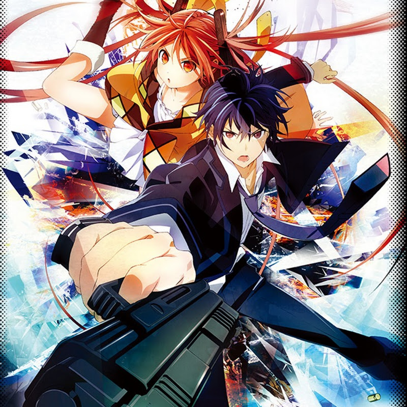 Black Bullet – trailer para el anime
