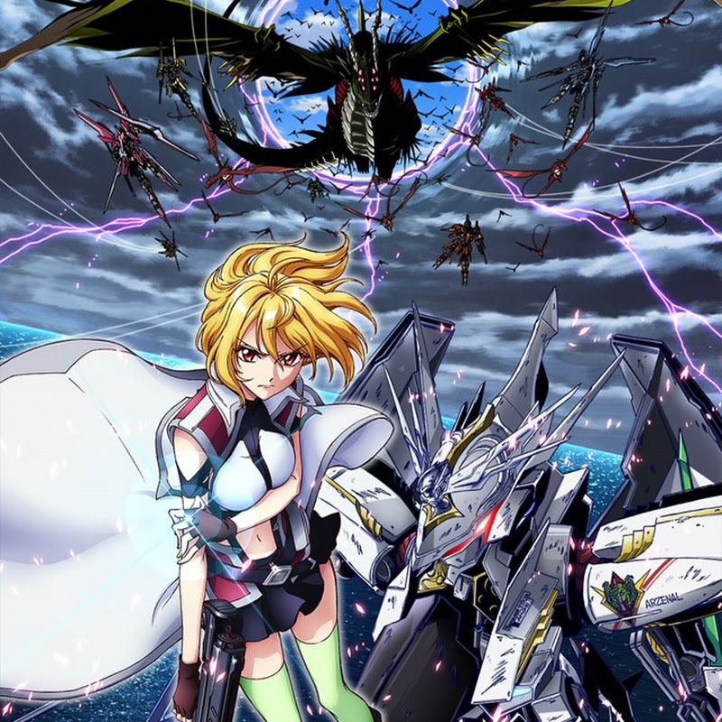 Cross Ange: Tenshi to Ryuu no Rondo – nuevo anime original de Sunrise