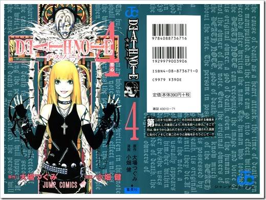 Death Note Manga en Descarga (tomo 04)