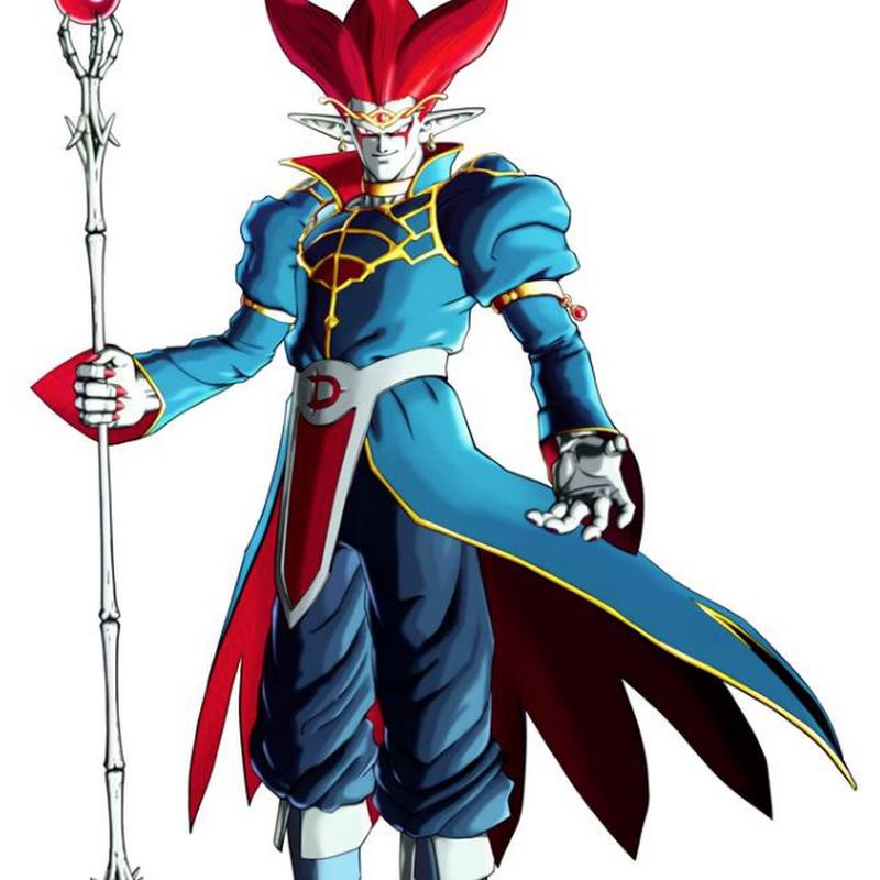 Démigra nuevo villano de Dragon Ball Xenoverse