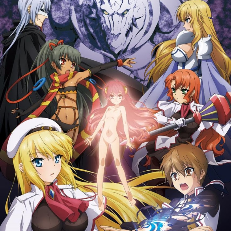 Dragonar Academy – comercial de TV para el anime