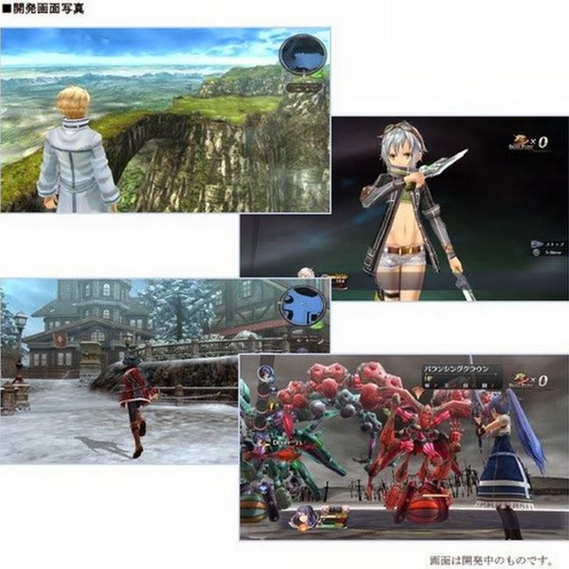 """Eiyuu Densetsu: Sen no Kiseki"" tendrá secuela en PlayStation 3 y PSVita"