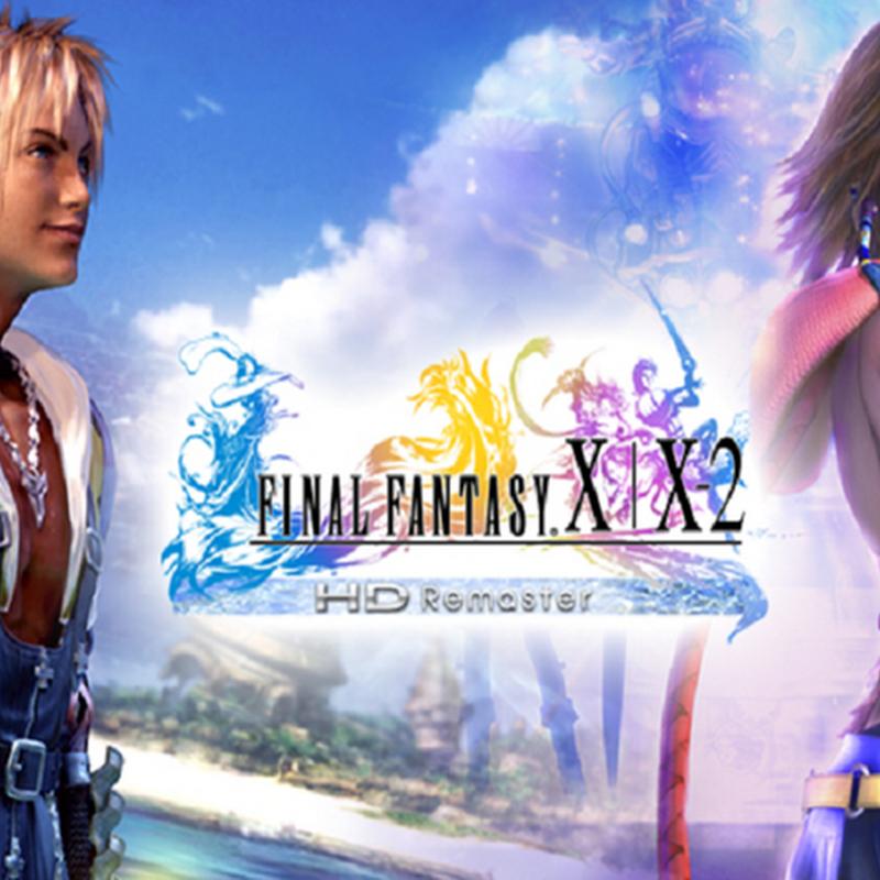 Final Fantasy X/X-2 HD Remaster llegarán a PS4