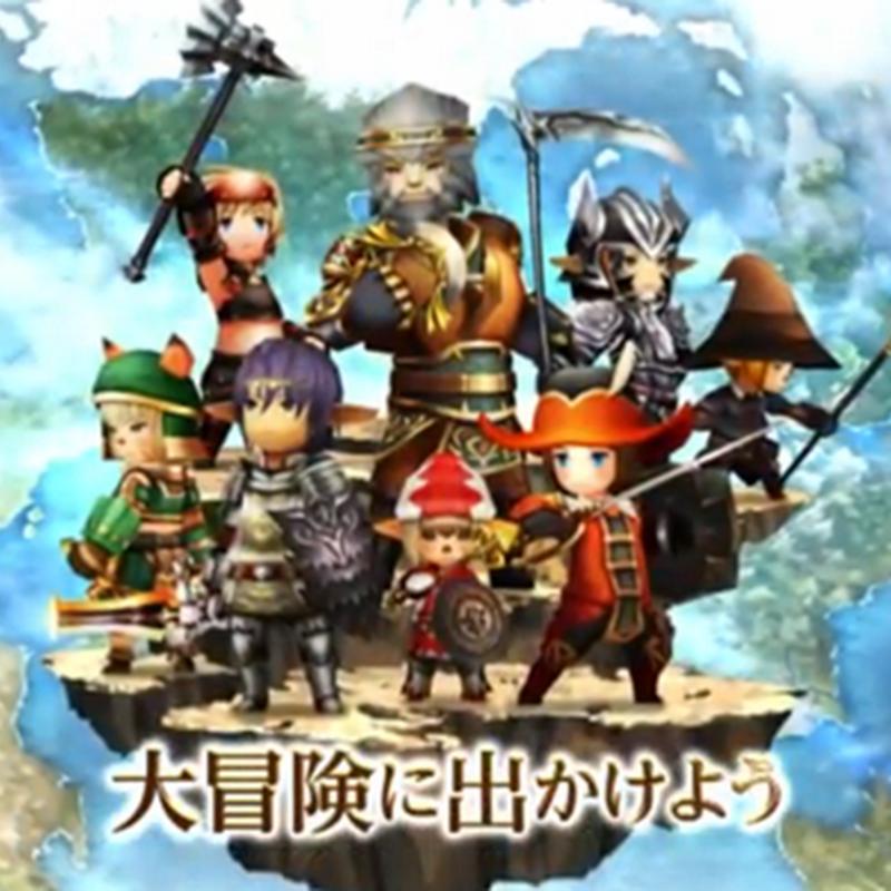 Final Fantasy Grandmasters – spinoff de Final Fantasy XI para smartphones