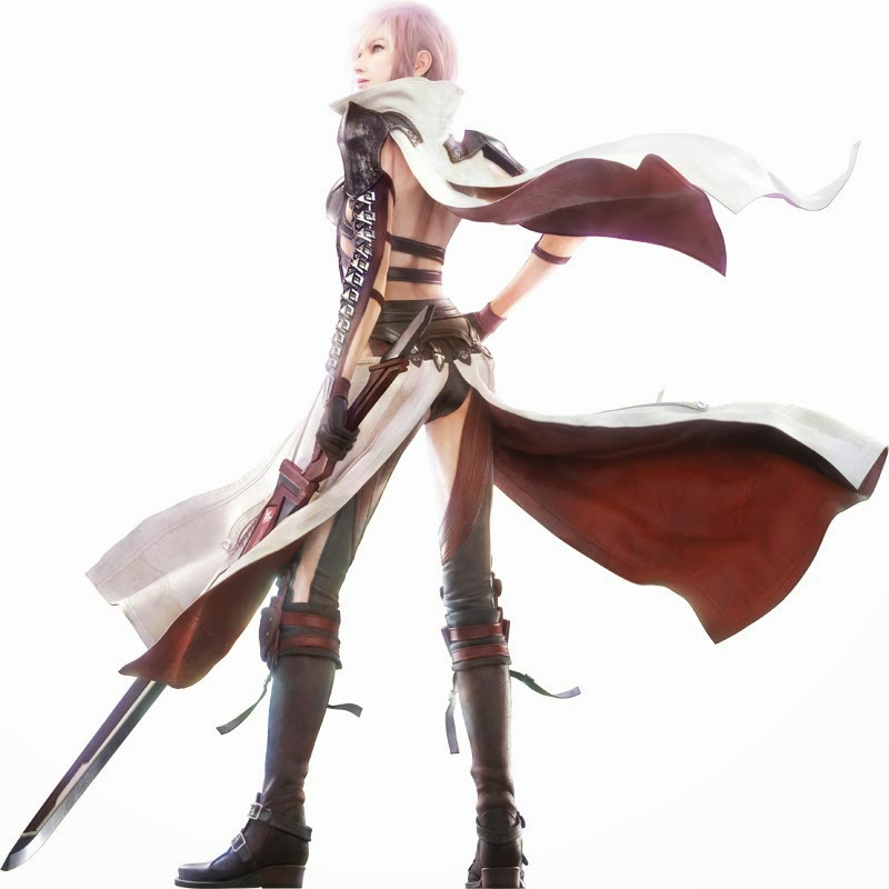 Lightning Returns: Final Fantasy XIII – atuendos del contenido descargable