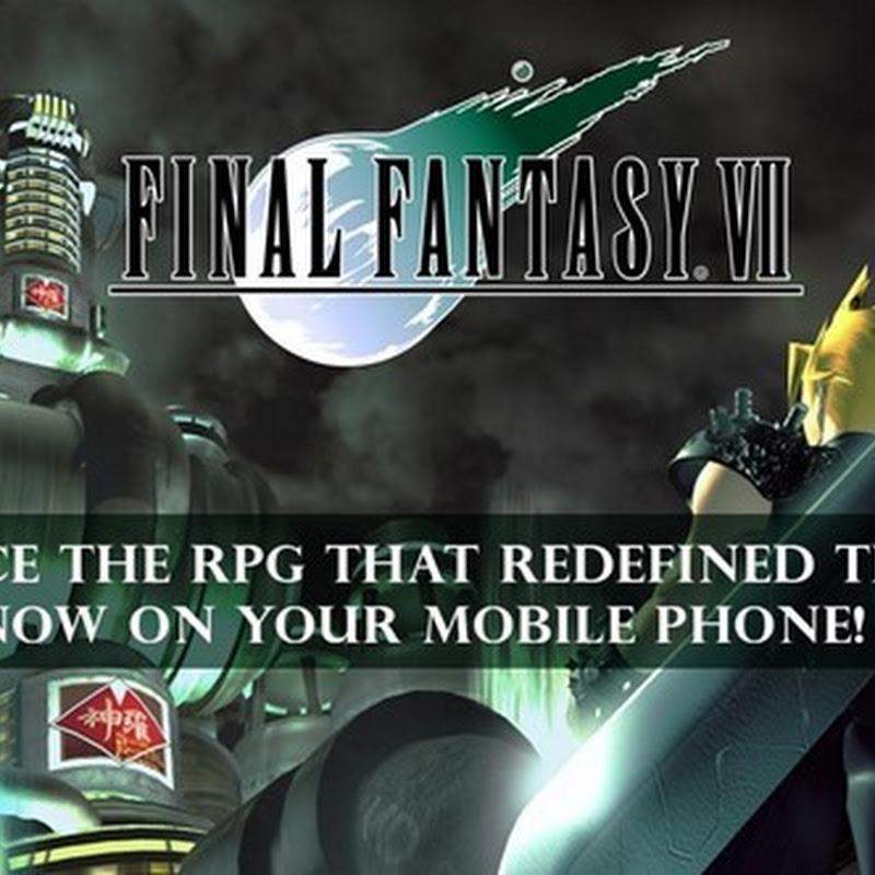 Final Fantasy VII ya está disponible en Android