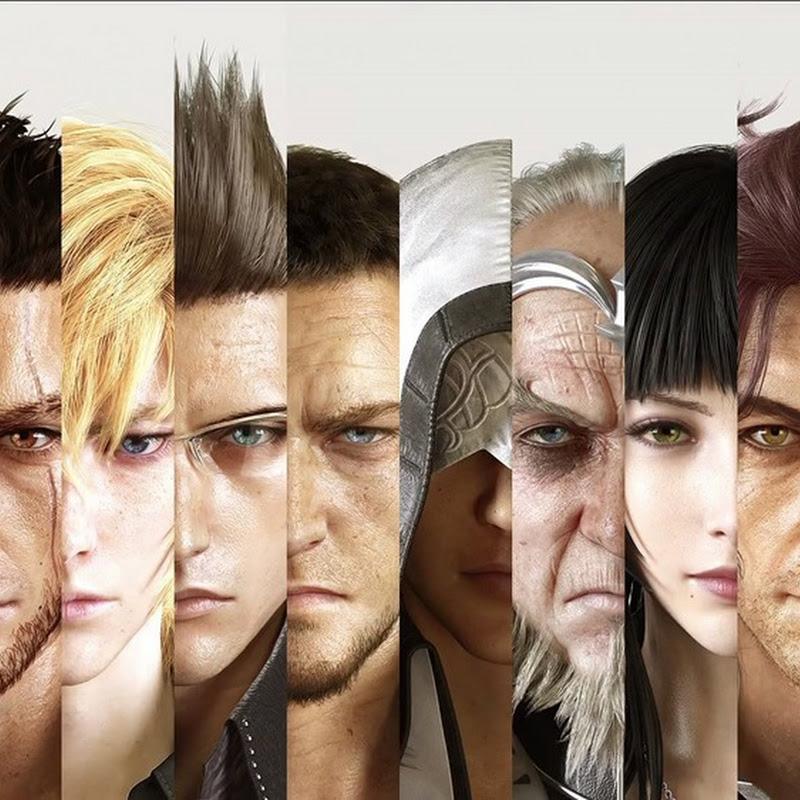 """Nuevo trailer con gameplay de """"Final Fantasy XV"""""""