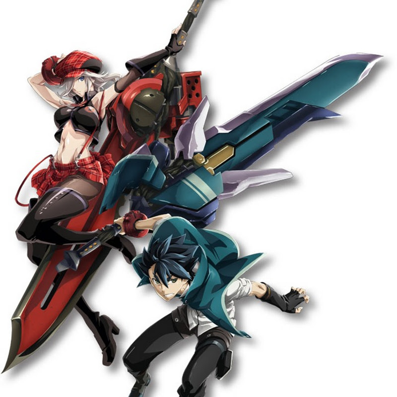 "Primer trailer para ""God Eater"" anime"