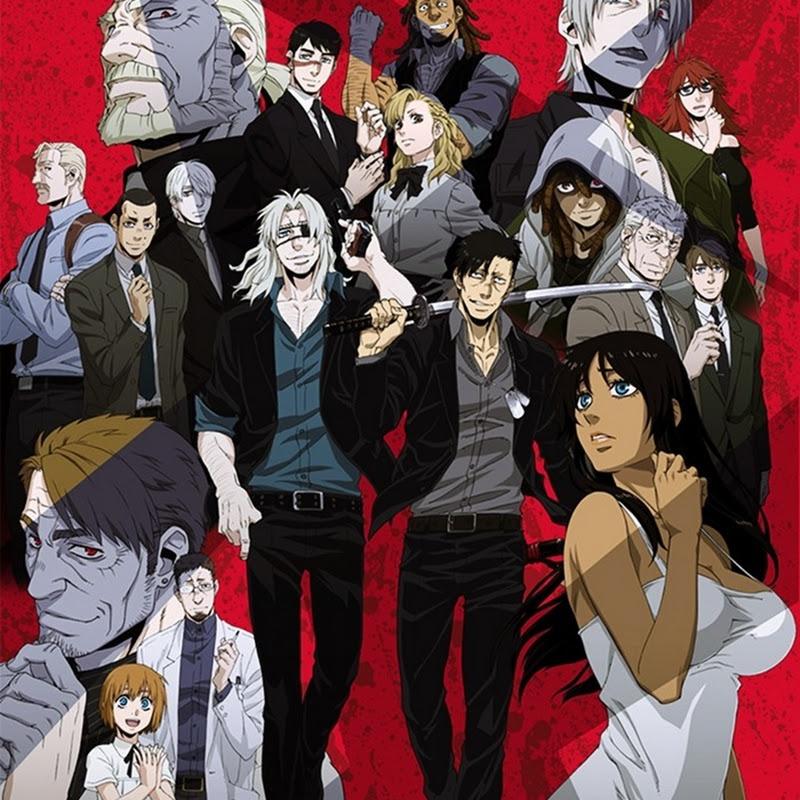 Gangsta – opening y ending del anime