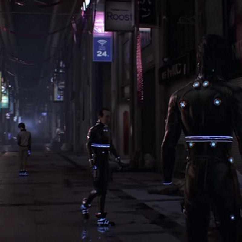 Nuevo trailer de Gantz:0, película animada en 3DCG
