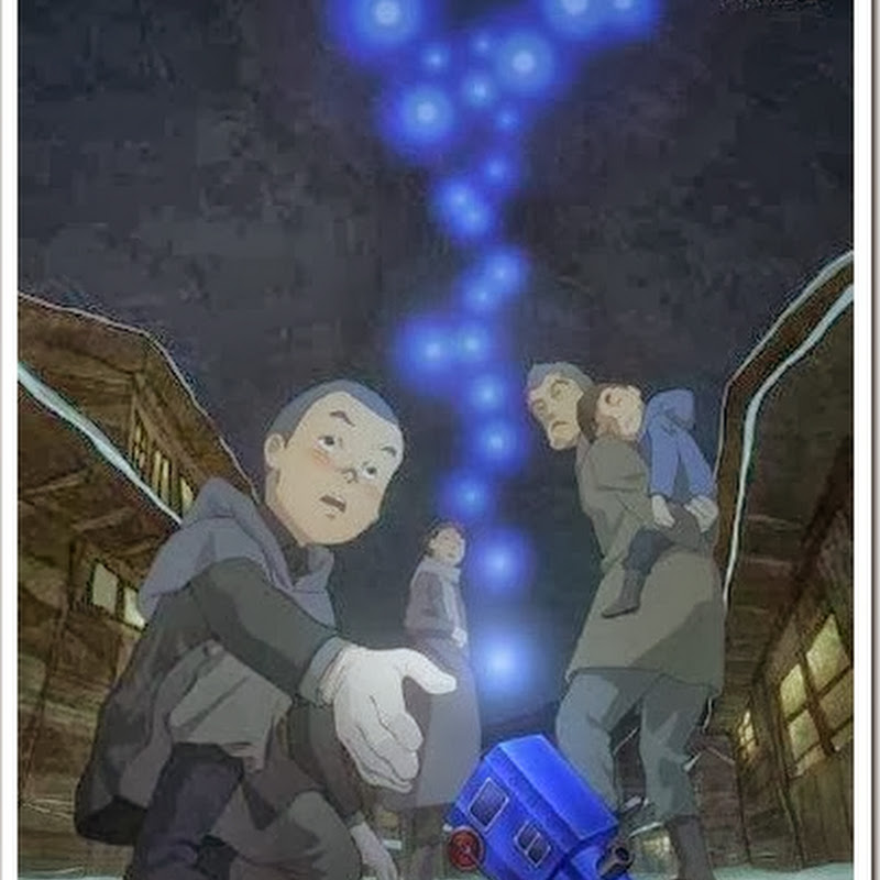Giovanni no Shima – trailer completo para la película (anime)