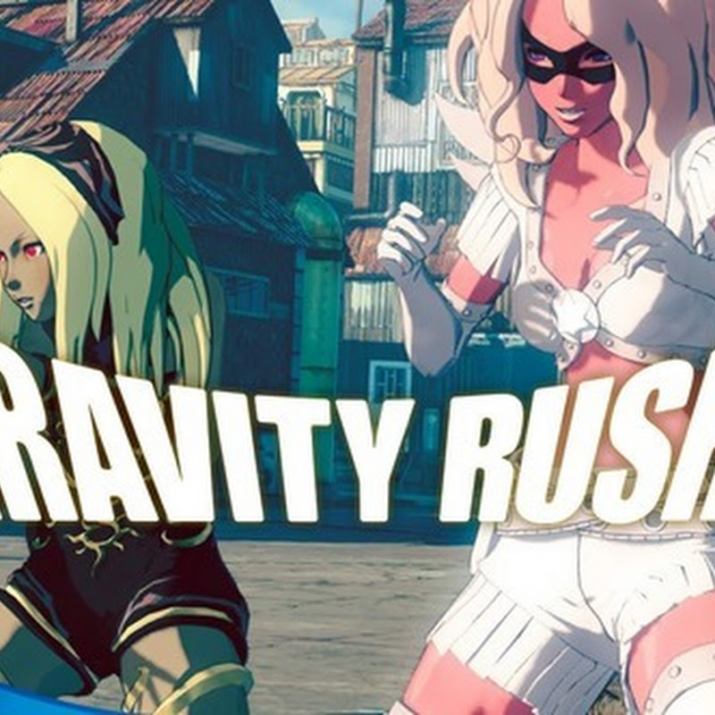 Gravity Rush 2 llegará en diciembre á Japón y occidente