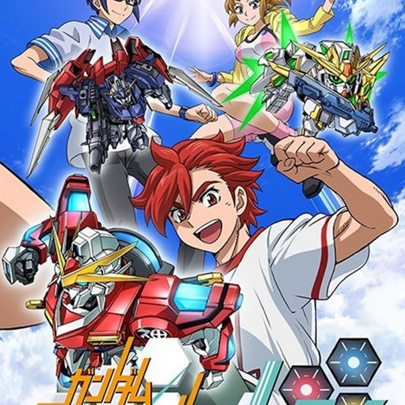 Trailer para Gundam Build Fighters Try Island Wars