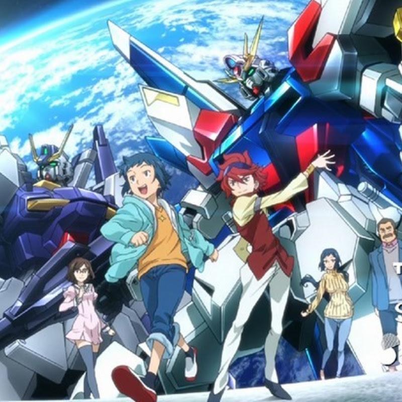 Back-On hará el nuevo opening del anime Gundam Build Fighters