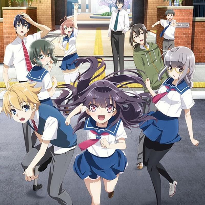 HaruChika: Haruta to Chika wa Seishun Suru – nueva imagen de promoción