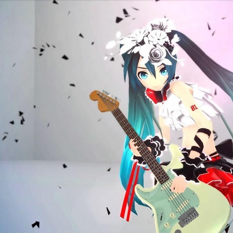 Hatsune Miku Project Diva F 2nd llegará a occidente en Otoño