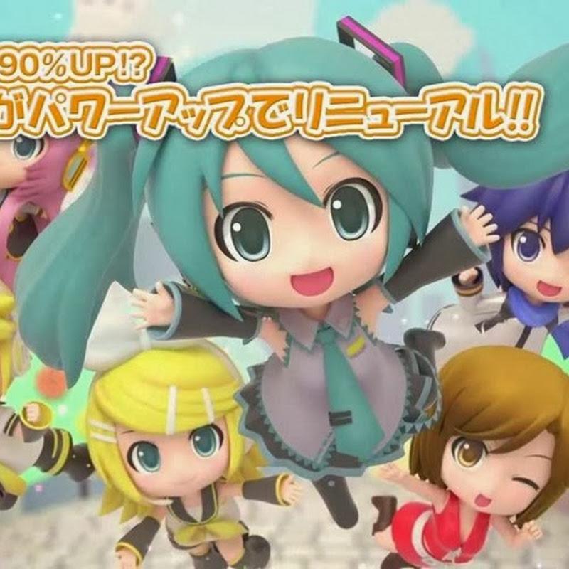 Hatsune Miku Project Mirai 2 – preview de todas las canciones