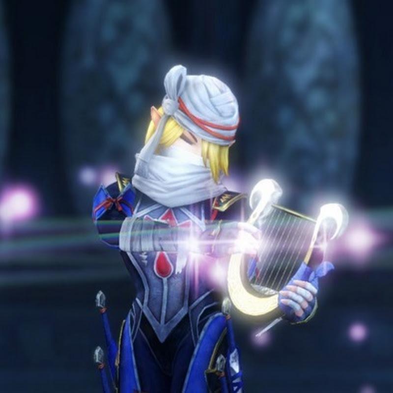 Trailer para Hyrule Warriors: Sheik