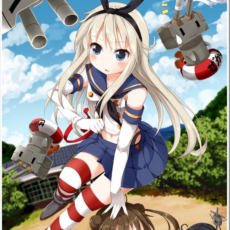 Kantai Collection tendrá adaptación al anime en 2014