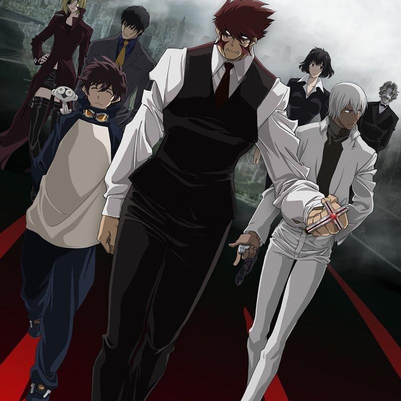 Kekkai Sensen – comerciales de TV para el anime