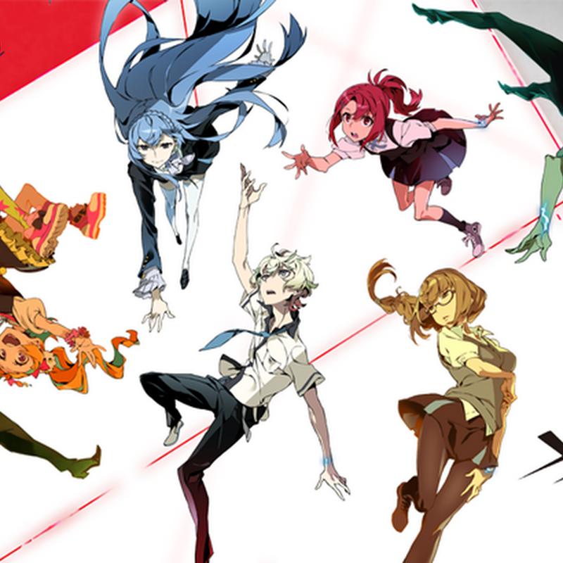 Kiznaiver – nuevo anime de Studio Trigger
