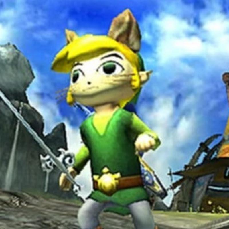 Monster Hunter Generations, nuevo trailer para The Legend of Zelda: The Wind Waker DLC