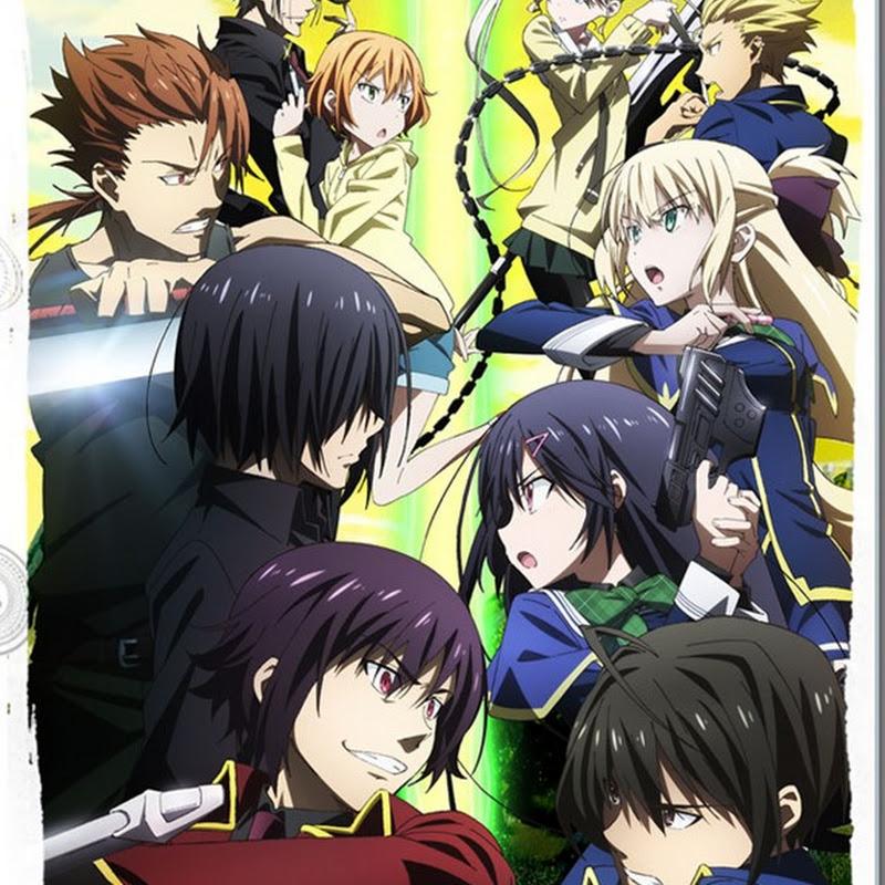 Mahou Sensou – primer trailer para el anime