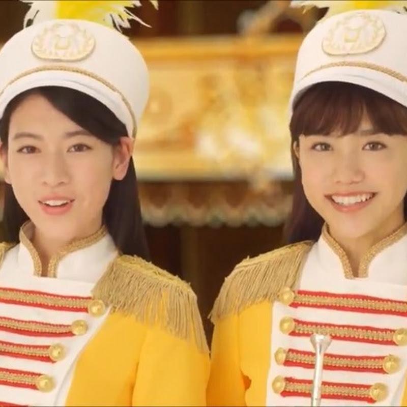 Miyoshi Ayaka y Matsui Airi – comercial de TV para ABC Mart