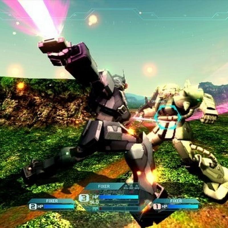 "Imágenes de ""Mobile Suit Gundam Gaiden: Missing Link"""