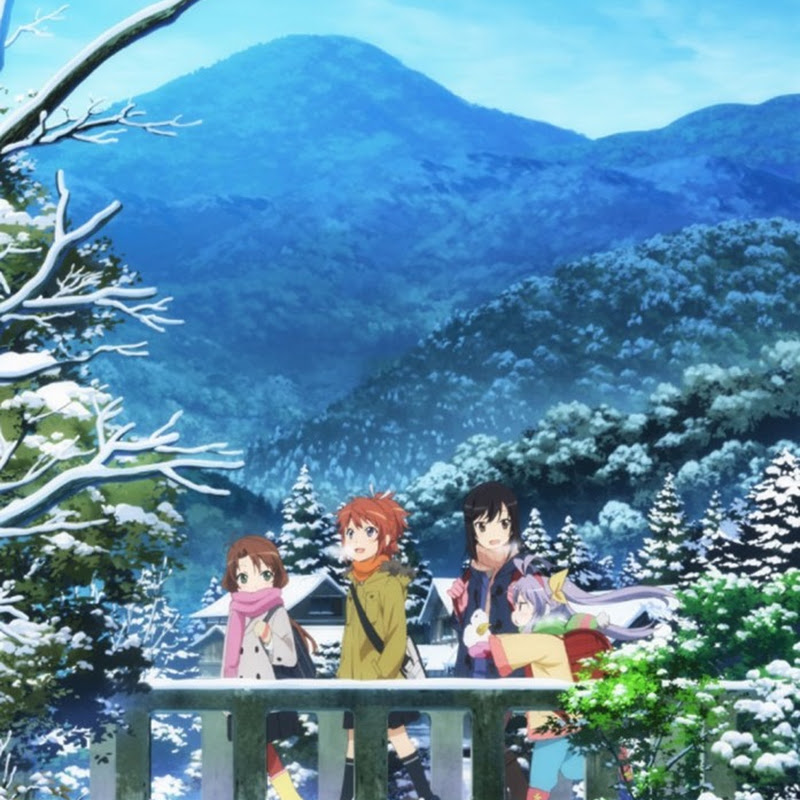 Non Non Biyori Repeat – trailer para el anime