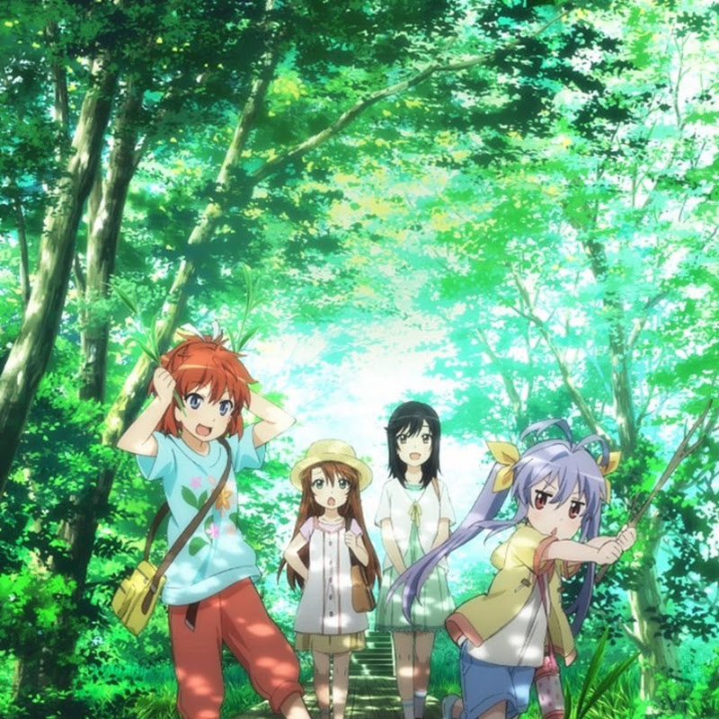 Non Non Biyori Repeat se estrena en julio (anime)