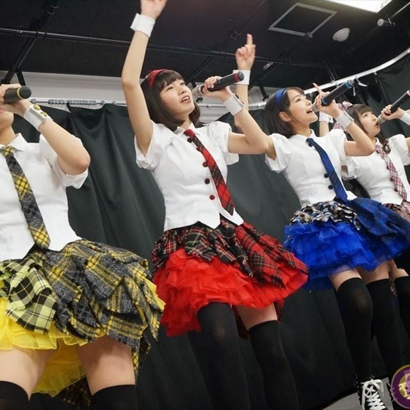 """Otome Shinto en evento de lanzamiento de """"Ojuken Rock'n'Roll"""""""
