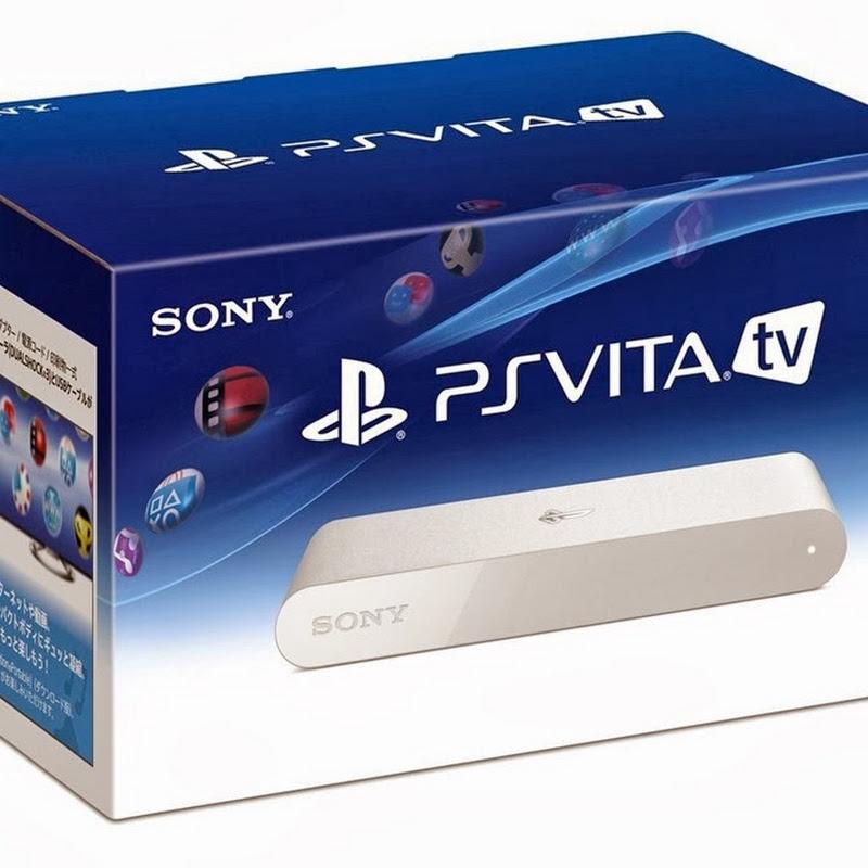 Comercial Japonés para el PlayStation Vita TV