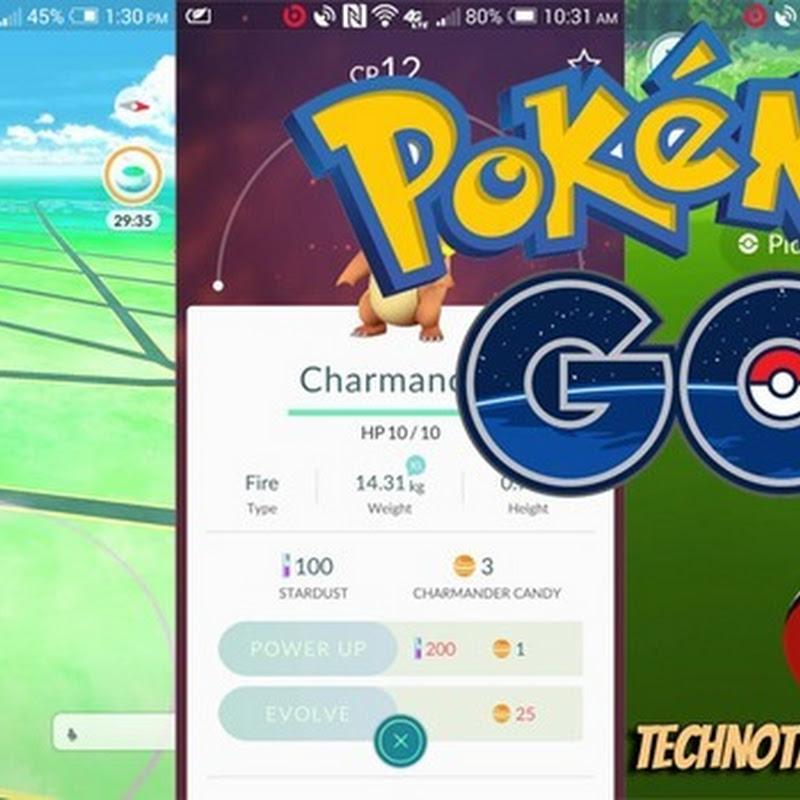 Pokémon GO! como instalarlo en Android y iOS
