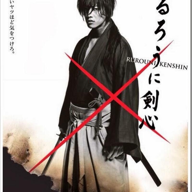 Rurouni Kenshin – primer trailer para la segunda película