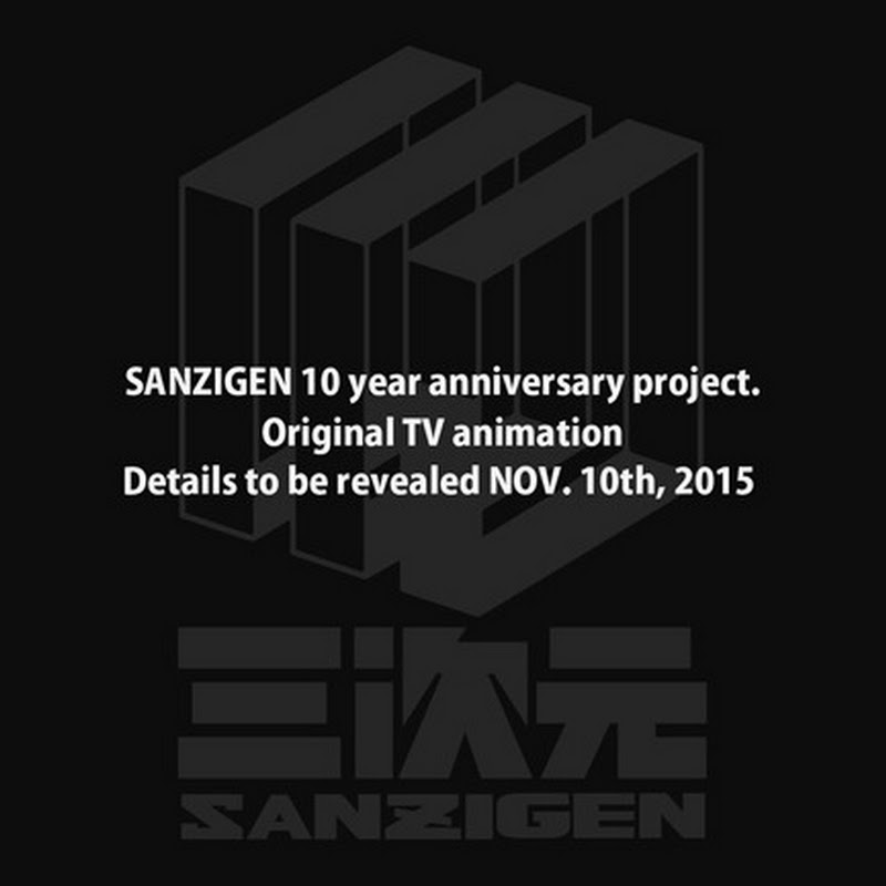 Anuncian nuevo anime de SANZIGEN Animation Studio