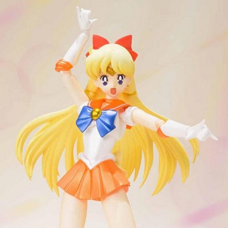 Sailor Venus – figura articulable S.H.Figuarts