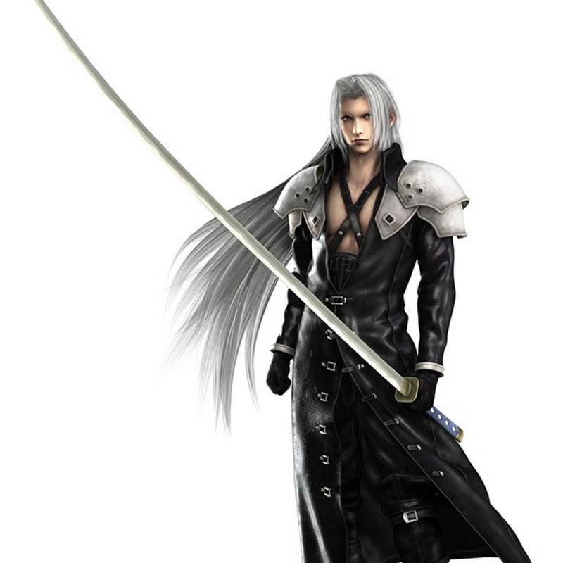 "Forjan réplica de Masamune la Katana de Sephiroth en ""MAN AT ARMS"""