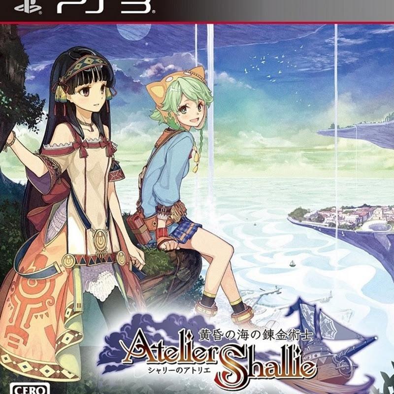 Shallie no Atelier – más trailers para el juego de PS3