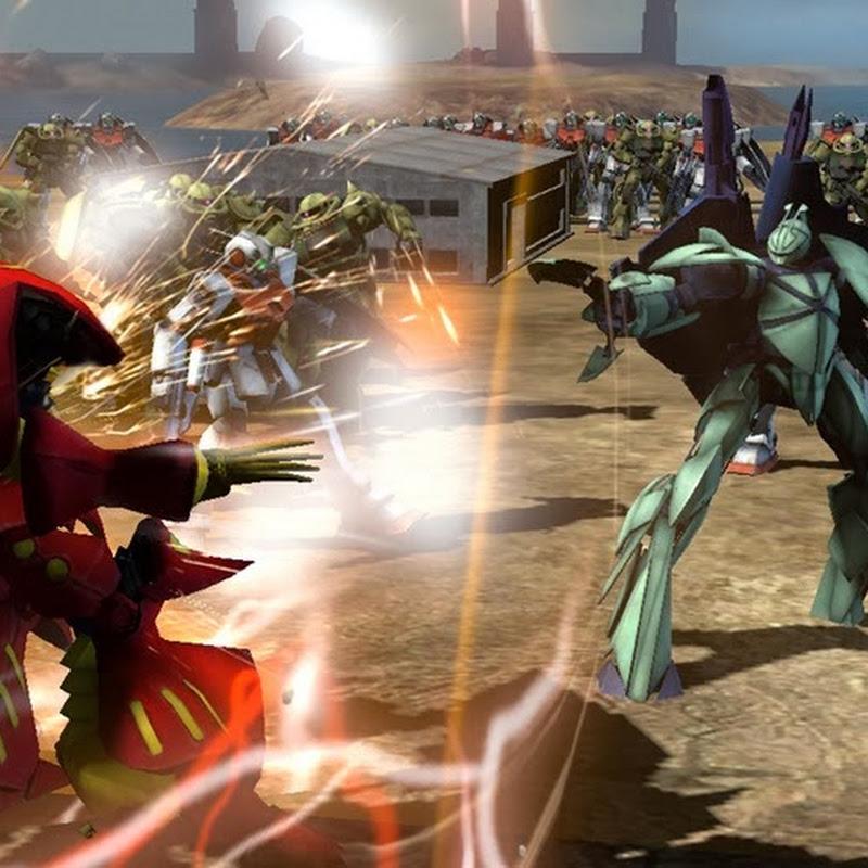 Shin Gundam Musou – nuevo videos (PS3 y PSVita)