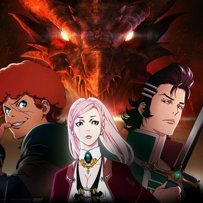 """""""Shingeki no Bahamut"""" (Rage of Bahamut) será adaptado al anime"""